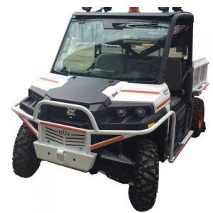 mine utility vehicle