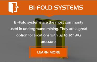 Mine Door Systems & Premium Mine Door \u0026 Bulkhead Systems | Hoffman Manufacturing Pezcame.Com