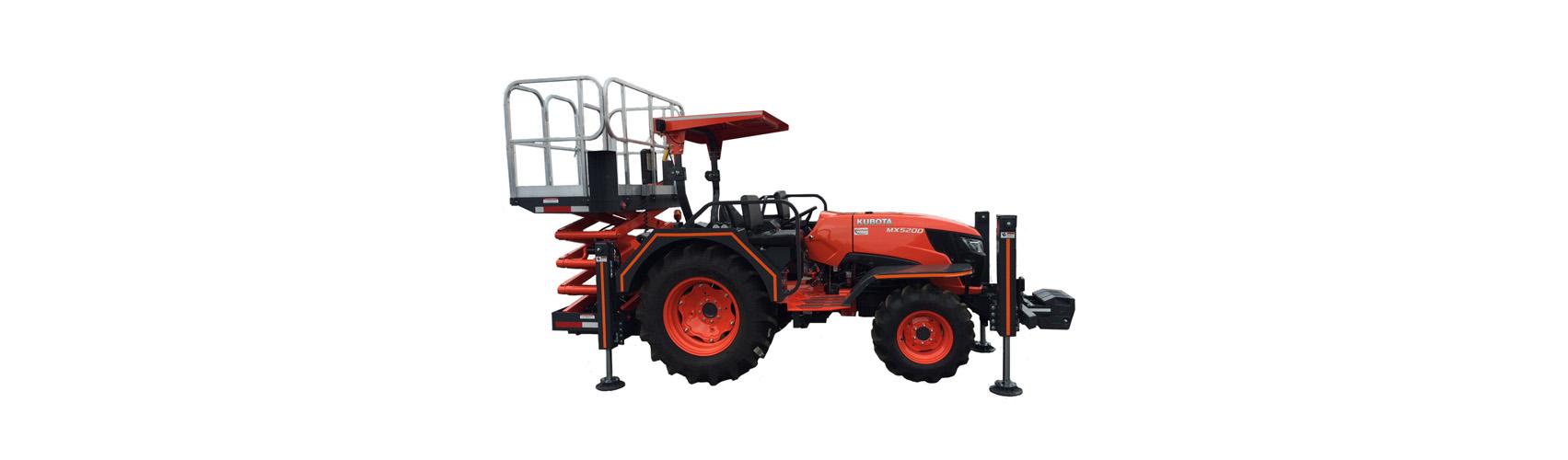 Scissor Tractor