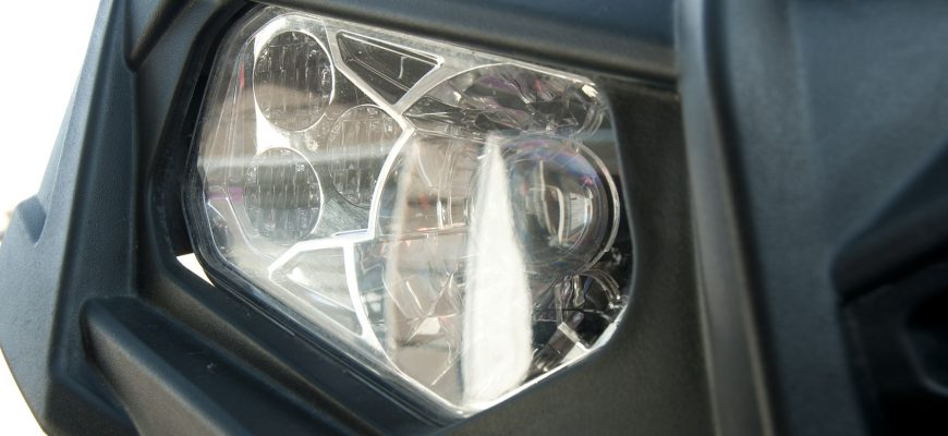 utv headlight
